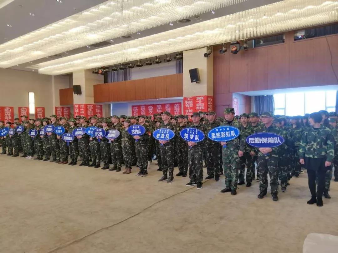 昌禾商学院铁军训练营第一期第三次培训完美收官!