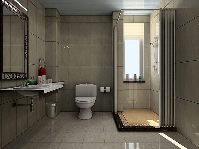 浴室装修 防水防潮是关键