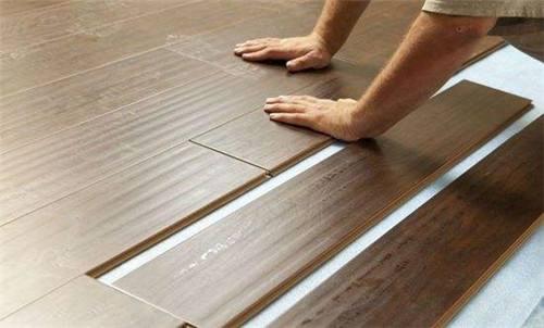 家庭装修铺地板的注意事项