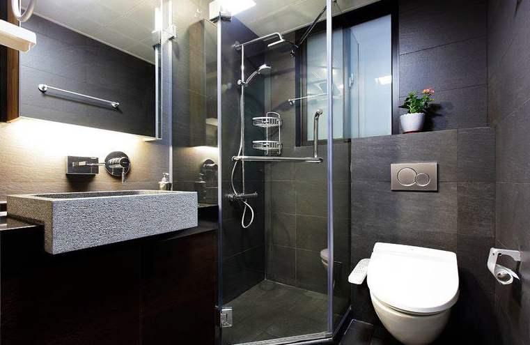10个卫生间装修的小技巧